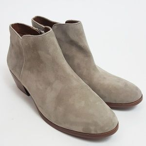 Sam Edelman Shoes - Sam Edelman Petty Ankle Bootie Suede Leather 9 NEW